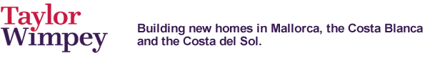 New build homes are all the rage with buyers this autumn according to leading Spanish house builder Taylor Wimpey España