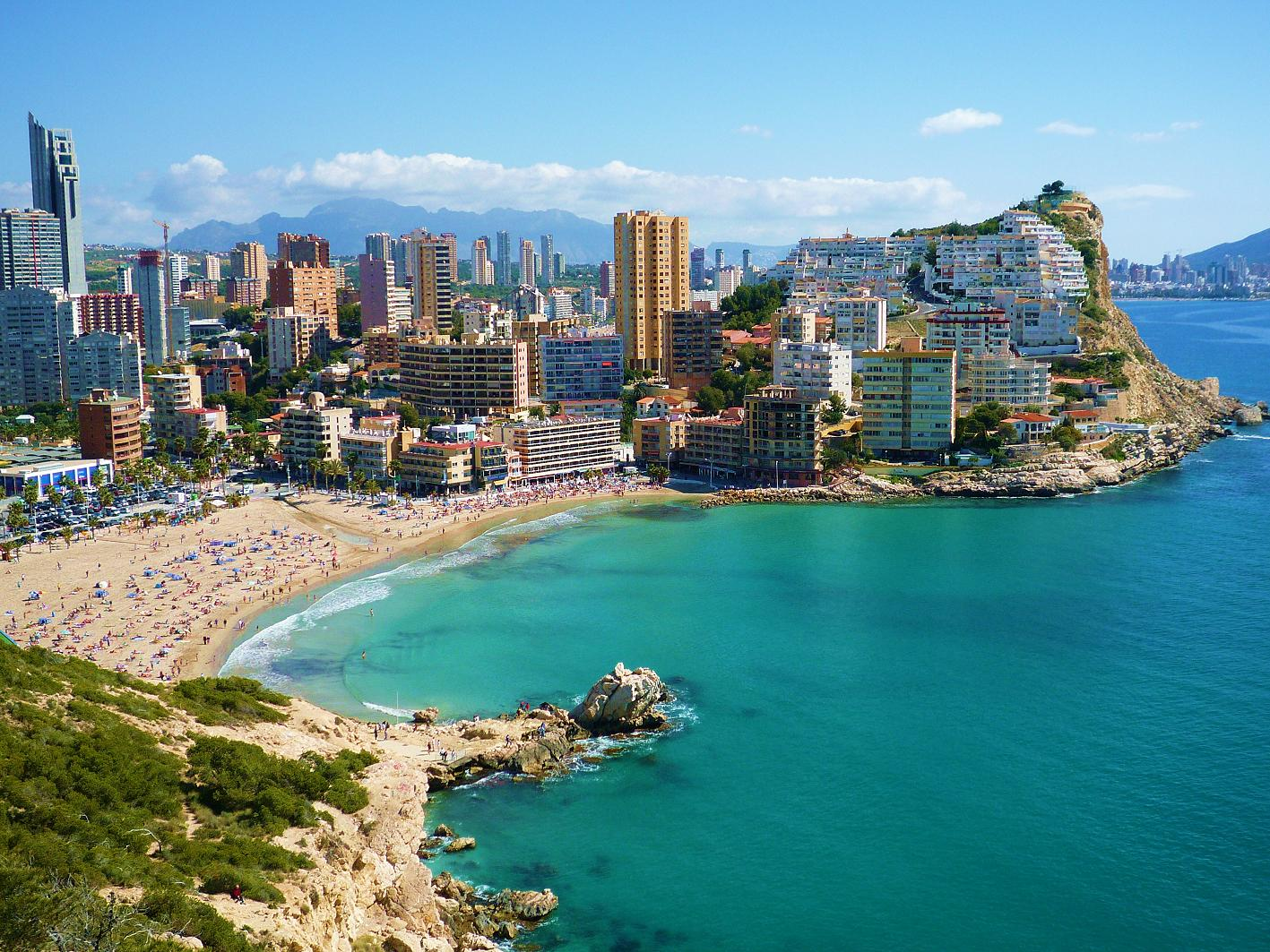 Hotels Near Alicante Airport