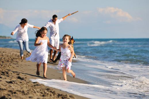 Счастливая семья фотосессия