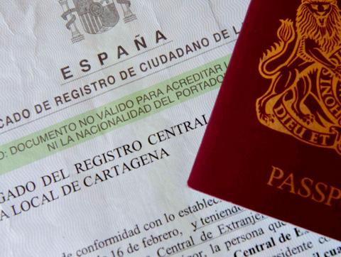 Испания внж недвижимость