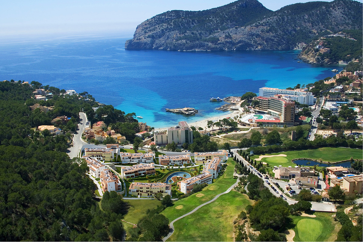 Camp De Mar Beach Puerto Andratx Andratx Mallorca