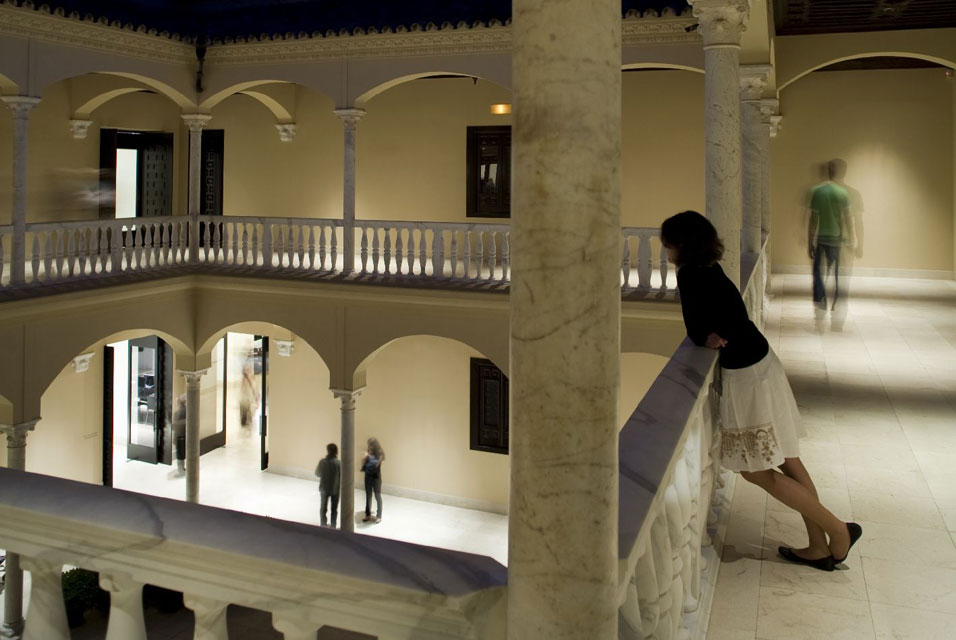 Museo Picasso Malaga.Open 24 Hours Museo Picasso Malaga Celebrates Its 10th Anniversary