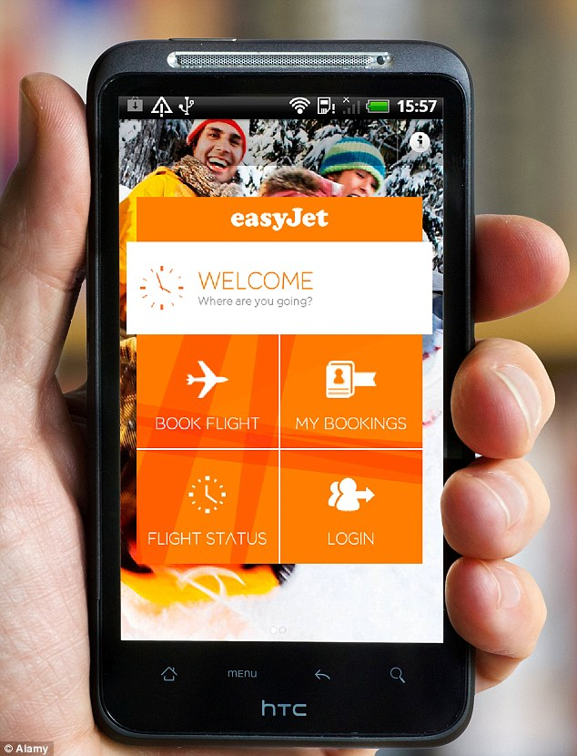 Easyjet first to use online check in taylor wimpey de espaa sciox Gallery