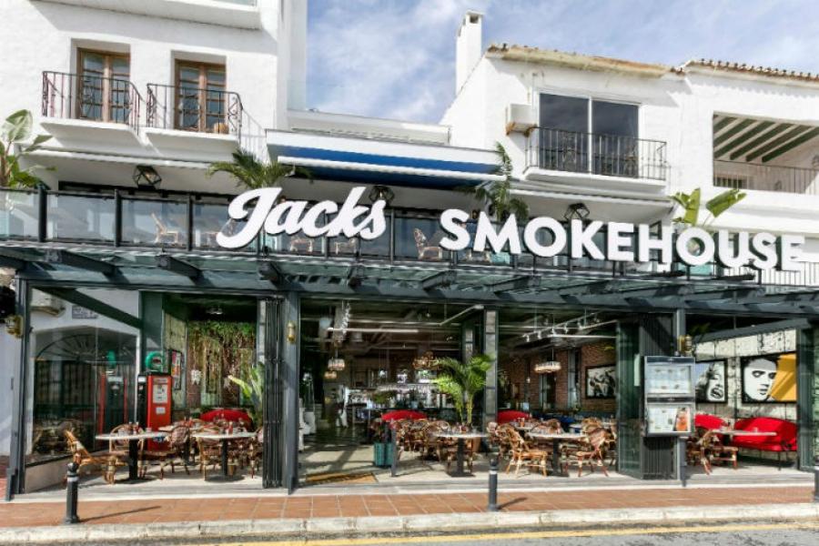 Blog taylor wimpey de espa a building new homes on - Jacks smokehouse puerto banus ...