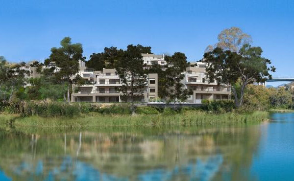 New launches – such as Marbella Lake – proving popular with international buyers