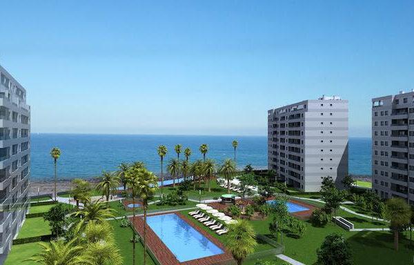 Posidonia development will provide frontline apartments with stunning sea views