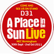 A Place in the Sun Live