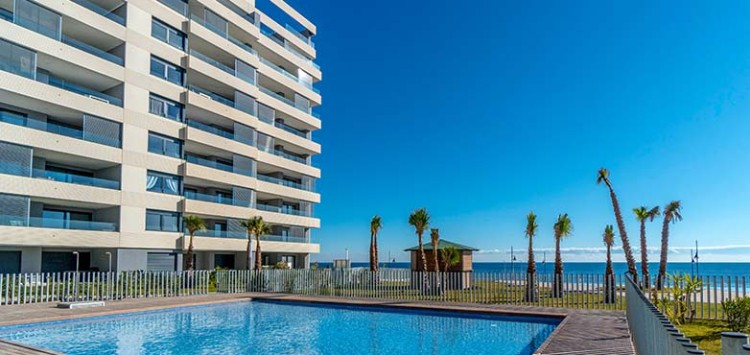 New first line properties, Punta Prima, Torrevieja