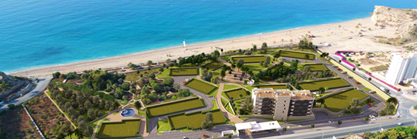 Property La Vila Paradis, Villajoyosa, Alicante