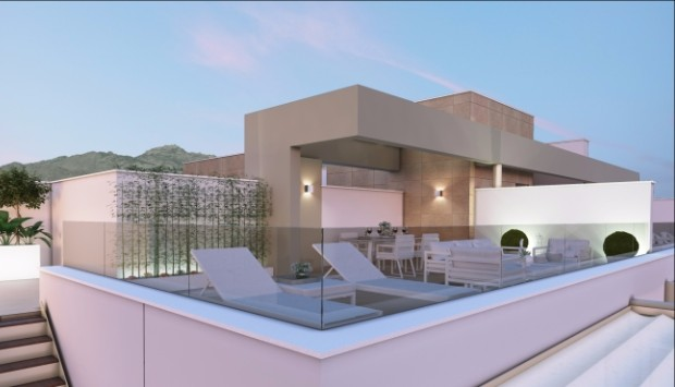La Vila Paradis, Villajoyosa apartments and townhouses