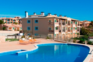 Apartments Porto Cristo, Mallorca: 2 bed with sea views