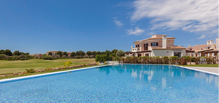 Last townhouses Marina Golf, in Santa Ponsa