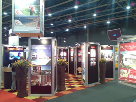 Taylor Wimpey present at the Second Home International Fair at Utrecht in Holland