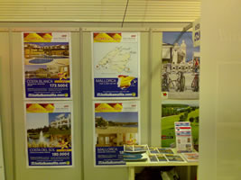 Taylor Wimpey present at the Fairmedia Exhibition at Helsinki, Finland