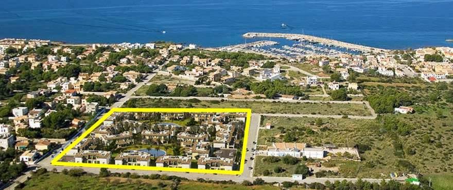 Bahia Sant Pere - Colonia Sant Pere (Mallorca)