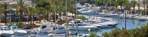 Turistiska områden Mallorca