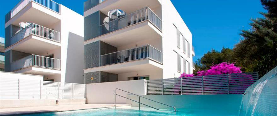 Properties in Spain for sale: New Taylor Wimpeys residential complex. Apartments for sale in Puerto Pollensa. Best quality/price opportunity in Mallor