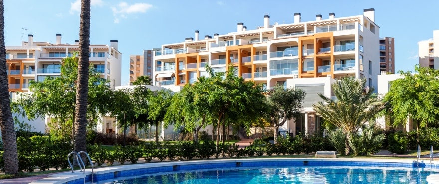 La Vila Paradis, Villajoyosa, Key Ready partment