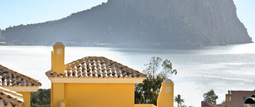 Property for sale Spain Taylor Wimpey: New houses for sale in Calpe, Taylor Wimpey's private residential Montesol offers spacious properties