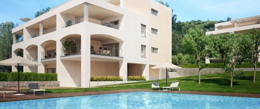 Swimmingpool, Santa Ponsa, Mallorca