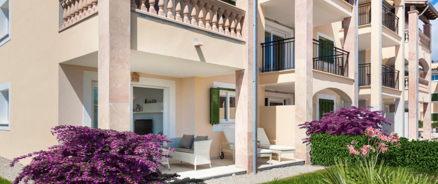 Sea views from apartment for sale in Cala Magrana III, Porto Cristo