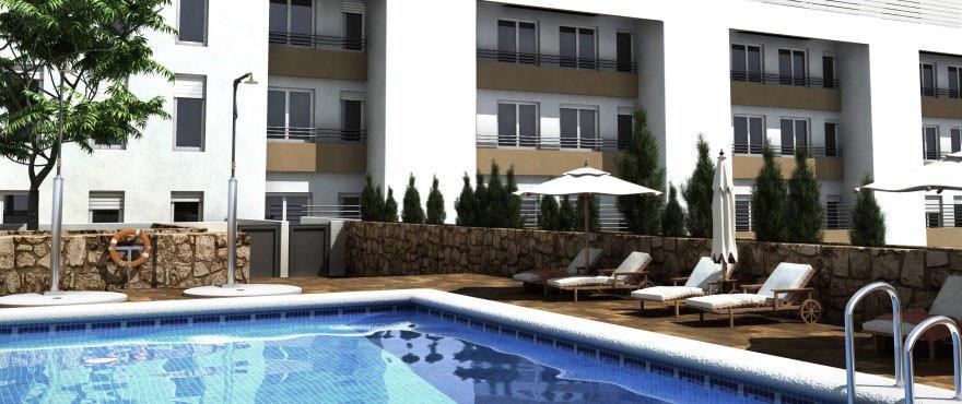 Pool Edif Alber - Palma de Mallorca