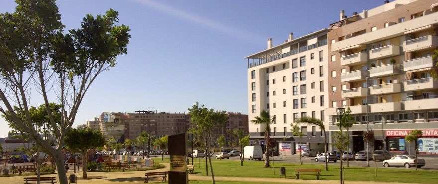 Квартиры-люкс. Самый современный район Малаги. Близко центр города.