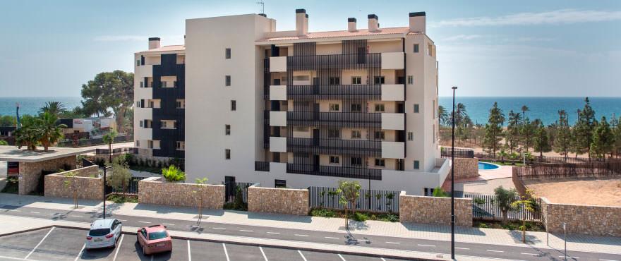 Vente d'appartements Villajoyosa