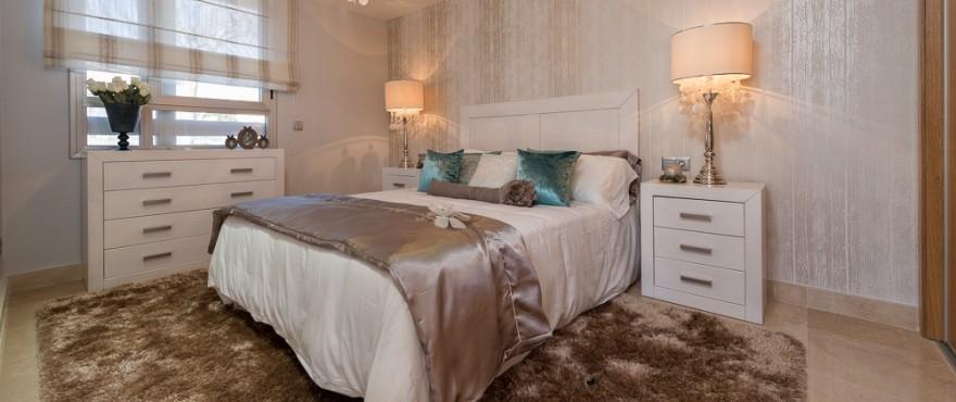 Espacioso dormitorio en los Arqueros Taylor Wimpey Spain