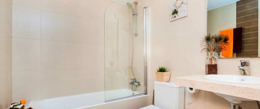Wohnungen im Verkauf, Wohnungen auf Mallorca, Palma de Mallorca, von 1 bis 3 Schlafzimmer, aussen mit Gemeinschaftspool