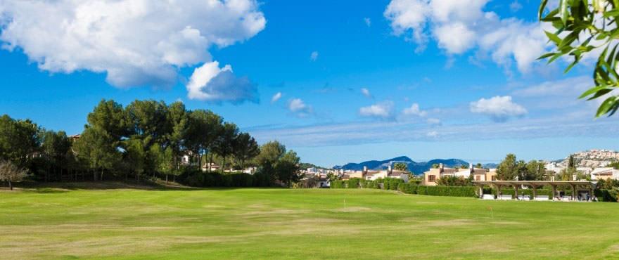 Golfbaan in Santa Ponsa