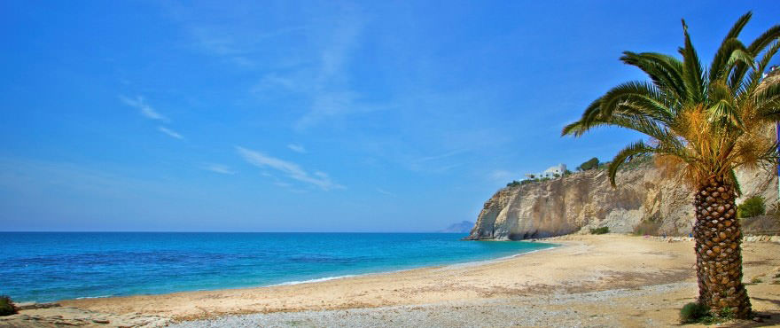 Пляж Bol Nou Villajoyosa - Vila Joiosa