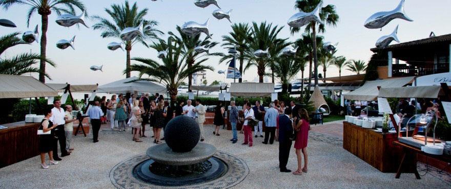 Evenemang i Santa Ponsa, Mallorca