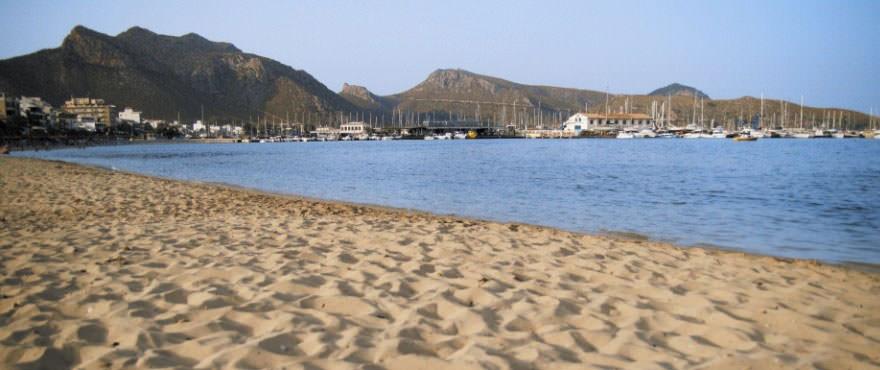 Mallorca, Puerto Pollensa, near beach