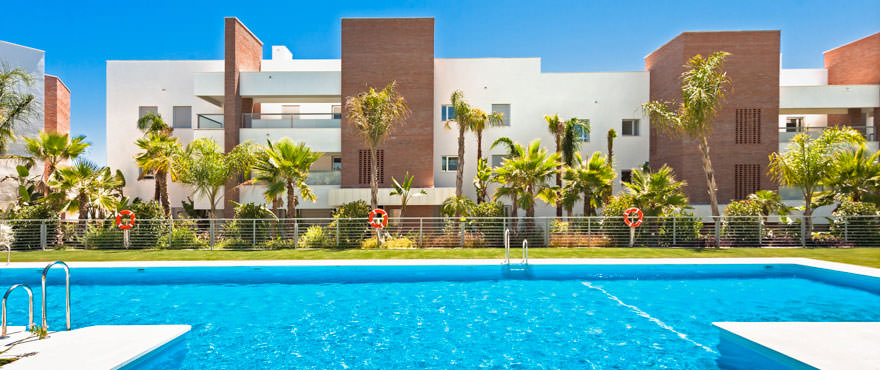 Apartments for sale Costa del Sol: Avalon: New luxury apartments of 2 bedrooms in an exclusive location
