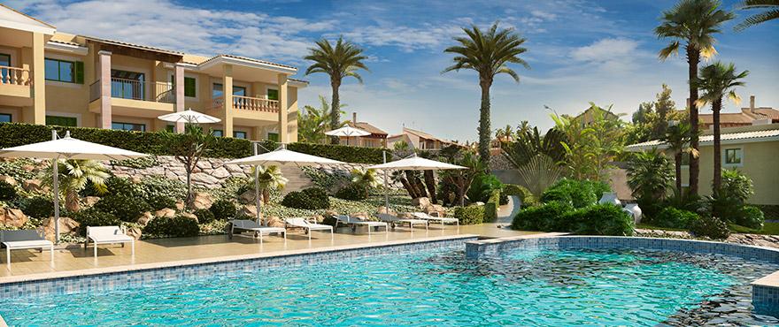 Nieuwe appartementen in Cala Anguila, Mallorca