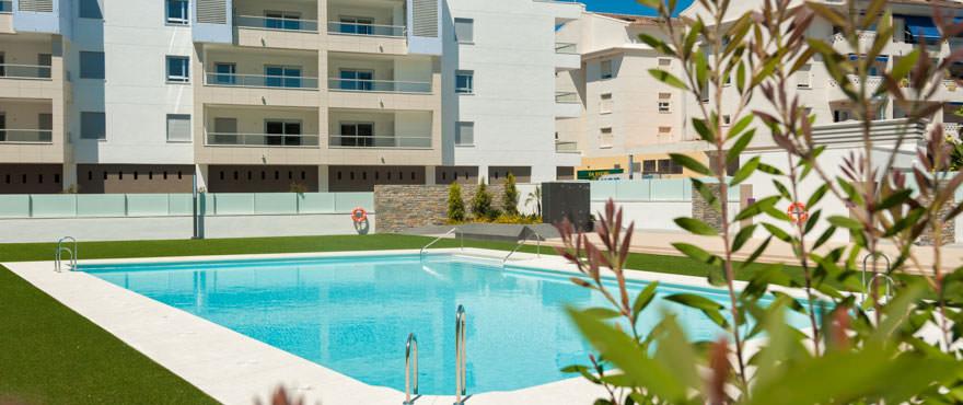 Apartments for sale with pool on San Pedro de Alcántara, Marbella, Costa del Sol