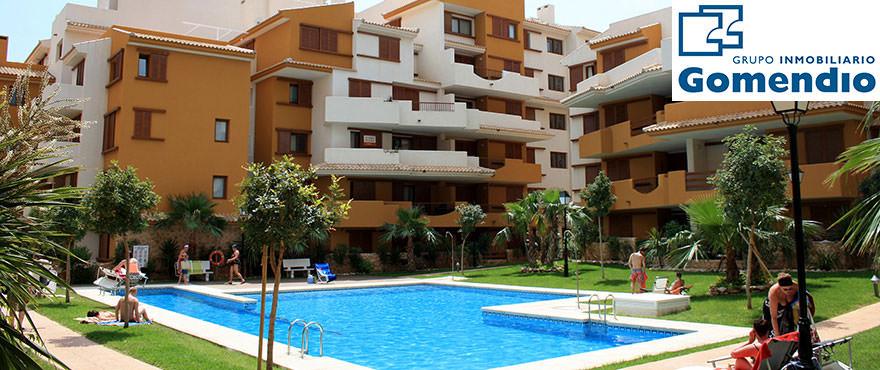 La Recoleta III Apartments, Punta Prima: Pool