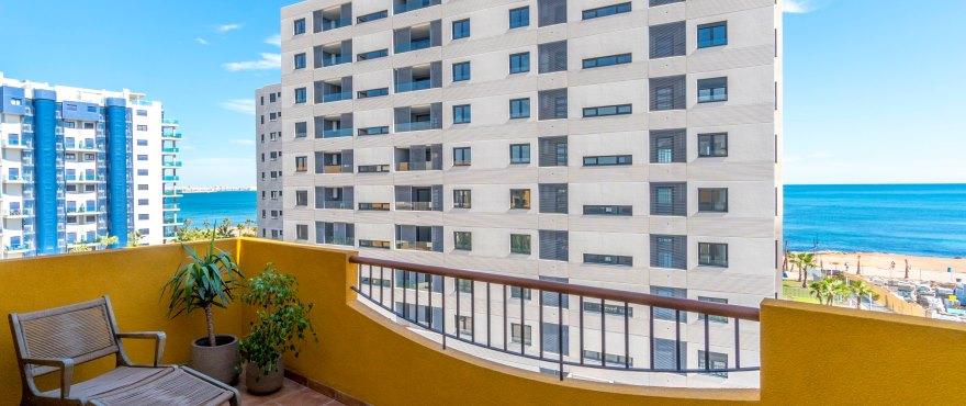 La Recoleta III Apartamentos en venta, Punta Prima, Torrevieja, Costa Blanca