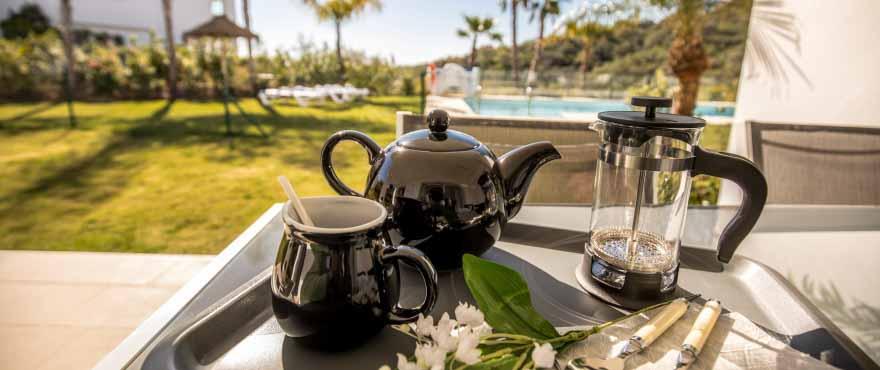 Altan, Lägenheter till salu, lägenheter i Costa del Sol, Marbella, Elviria, 2 och 3 sovrum, gemensam trädgård och pool