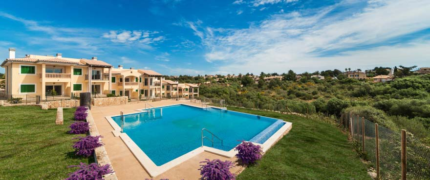 New property with pool in Mallorca