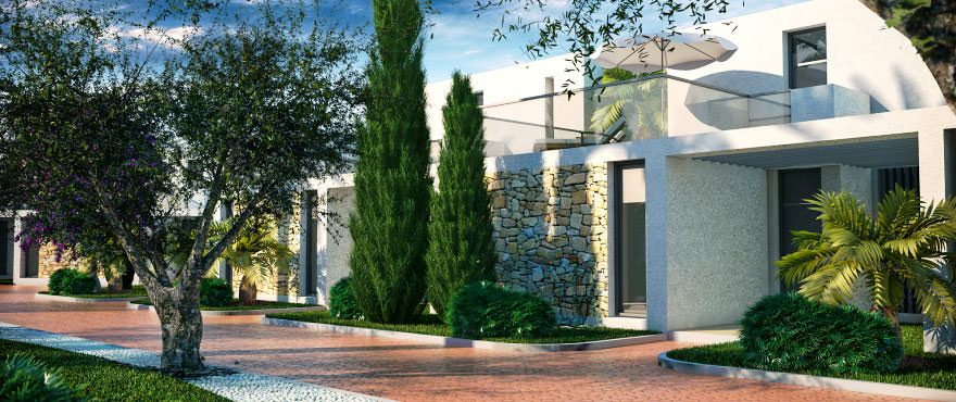 Maisons mitoyennes Villajoiosa