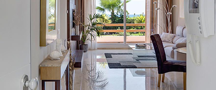 гостиная, La Recoleta III, Пунта-Прима, Tорревьеха