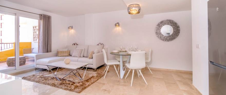 Cuisine et salon, La Recoleta, Costa Blanca
