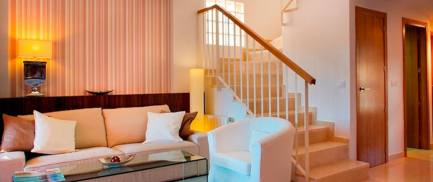 Vardagsrum, Radhus till salu, Radhus i Elche, Alicante, Golf, 3 sovrum, trädgård och privat parkering, pool