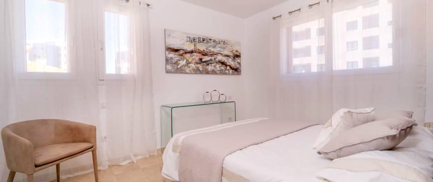 Chambre à coucher, La Recoleta, Punta Prima, Torrevieja, Costa Blanca