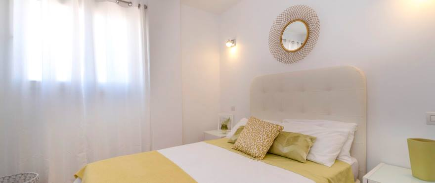 La Recoleta III Apartments, Punta Prima: Bedroom