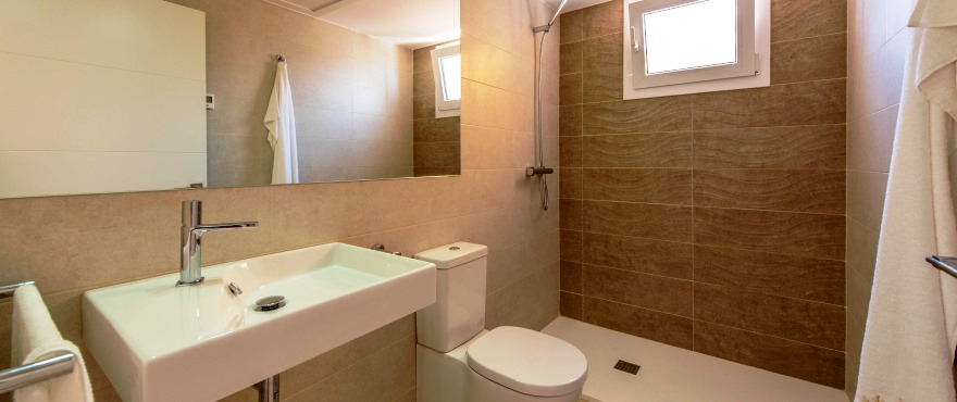 Badkamer met kwaliteitsafwerking, La Recoleta, Torrevieja
