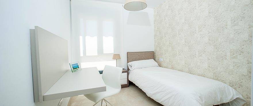 Slaapkamer, Vakantiehuizen te koop, Vakantiehuizen in Elche, Alicante, Golf, 3 slaapkamers, tuin en privéparking, zwembad
