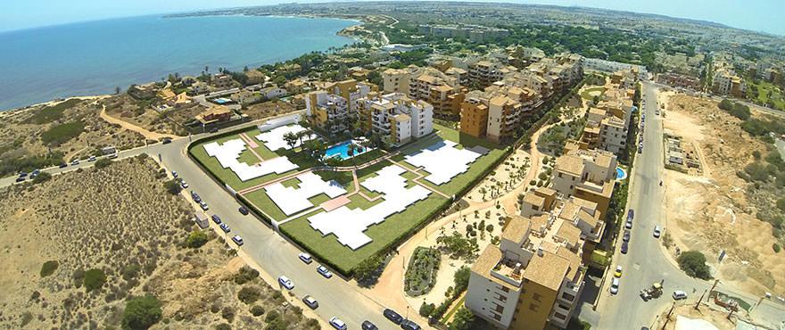 La Recoleta III Apartments, Punta Prima: Situational view